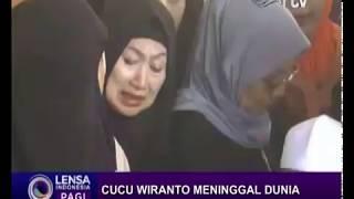 Suasana Duka dalam Proses Pemakaman Cucu Wiranto