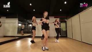 Stellar (스텔라) - 떨려요 (Vibrato) Dance Practice Ver. (Mirrored)