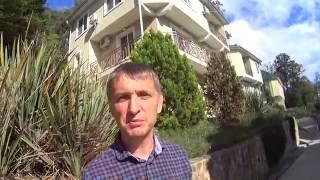 видео Вилла в Сочи на берегу моря