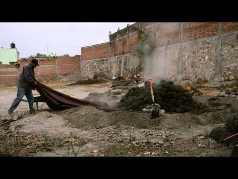 Proceso de elaboración del Mezcal. Mezcal Valle Oaxaca