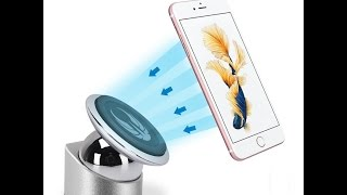 SmartOmni Magnetic Phone Holder For Car