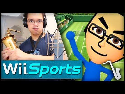 Wii Sports Theme Fusion Jazz Arrangement || insaneintherainmusic