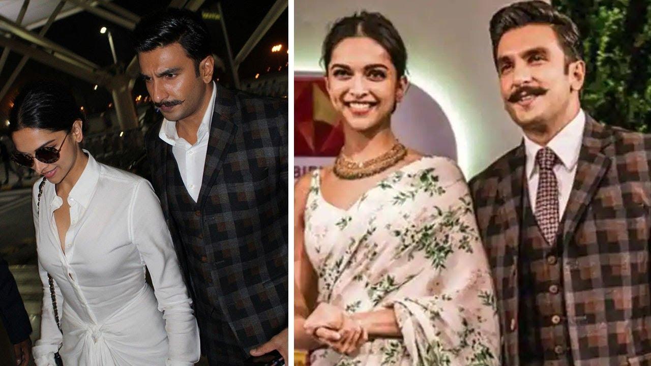 Ranveer Singh And Deepika Padukone Marriage Date Confirmed ...