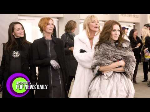 """Sarah Jessica Parker Talks Possible """"Sex and the City"""" Reunion!"""