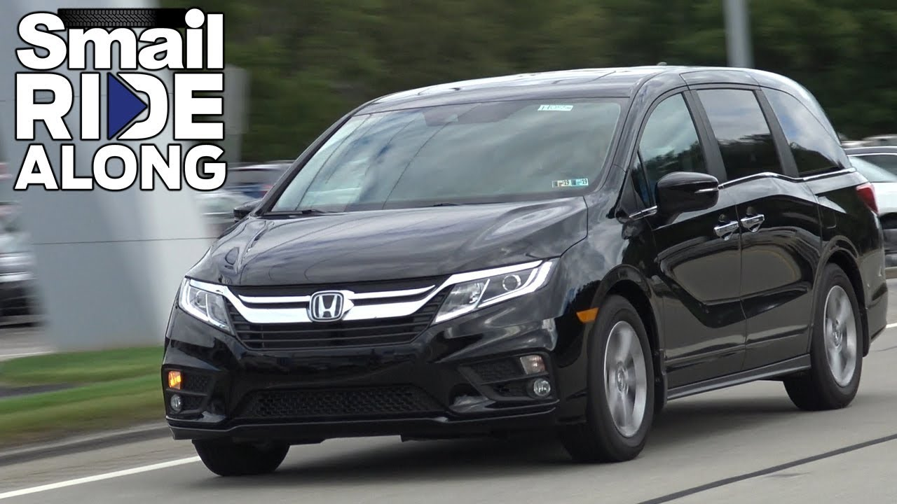 2019 Honda Odyssey Review And Release Date >> 2019 Honda Odyssey Ex L