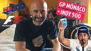 Alonso en Indy 500 y GP Mónaco F1. ¡Mereció la pena! - El Garaje de Lobato