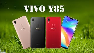 VIVO Y85 Smartphone Official Product Review|| Features || First Look