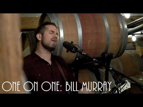 ONE ON ONE: Matt Nathanson - Bill Murray October 1st, 2015 City Winery New York