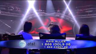 American Idol Kris Allen Heartless