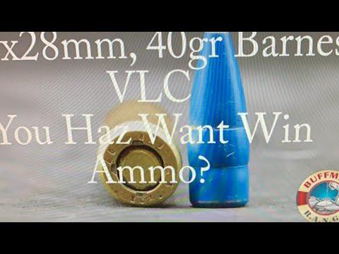 5.7x28mm VLC Ammo Giveaway Winner