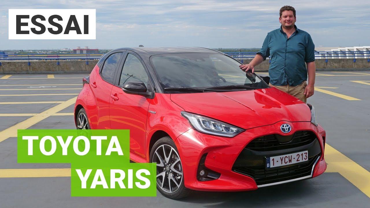 Essai NOUVELLE Toyota YARIS hybride : Révolution ou simple évolution ?