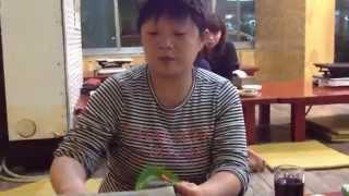 Корейский ресторан(www.busanguide.grupla.ru Ресторан (пупе) шведский стол., 2014-05-10T04:50:56.000Z)