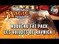 MAGIC The Gathering : nouveau Fat Pack les Guildes de Ravnica !