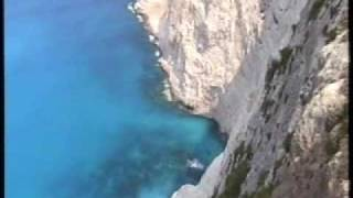 Ζάκυνθος η παραλία Ναυάγιο (Zakynthos Navagio)