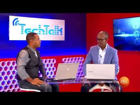 S4 Ep. 7 Part 1 - Yared H. Kidane (PhD.) - NASA Space Radiation Researcher - TechTalk With Solomon