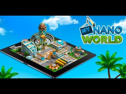 My Nano World - New City-Builder from NanoReality Games