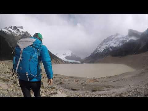 Hiking Laguna Torres, Los Glaciares National Park, Argentina 3/2018