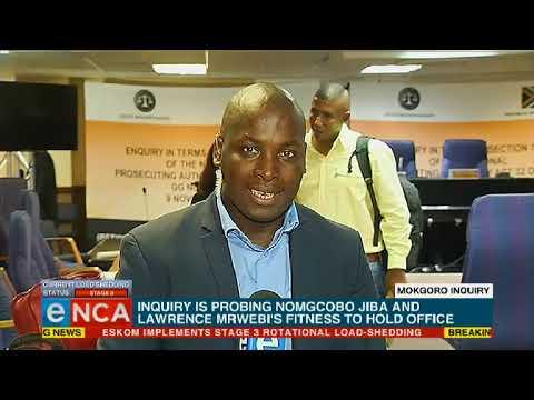 Hofmeyr cross-examined on Selebi, Mrwebi