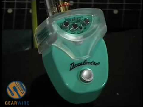 danelectro dj 13 french toast octave distortion youtube. Black Bedroom Furniture Sets. Home Design Ideas