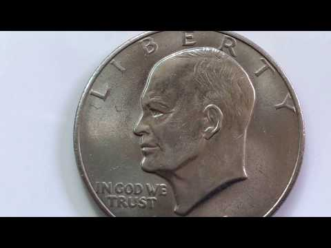 How valuable is your 1971 Eisenhower Dollar?
