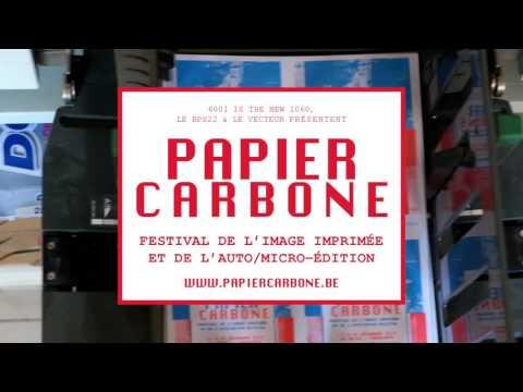 Teaser Papier Carbone