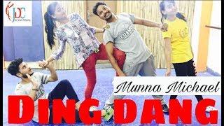 Ding Dang - song| dance choreography shubhangi | Munna Michael|Tiger Shroff & Nidhhi Agerwal | JDC