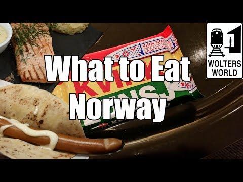 Norwegian Food - What to Eat in Norway