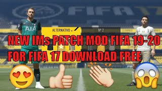 fIFA 17 - FIFA 19 MODs FOR FIFA 17 TUTORIAL NEW GRAPHIC IMs FIFA 17 FOR FIFA 2019 by BHS Designer