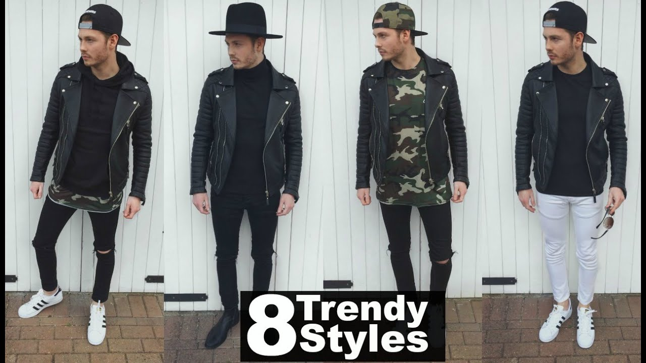 Fall Out Boy Wallpaper 2015 Mens Fashion 2018 Street Style How To Style A Leather