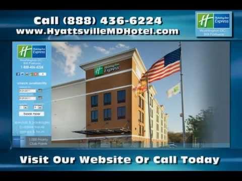 Hotel in Hyattsville MD - Holiday Inn Express Washington DC