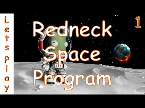 KERBAL SPACE PROGRAM CAREER MODE WITH MODS (1.3) Ep: 1