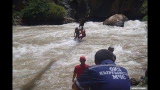 Сайт кабар | Кара-Кулжада дарыяга агып кеткен адам дале табыла элек