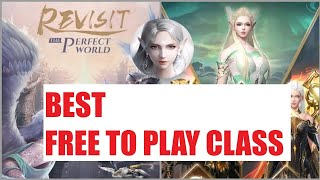 TOP 4 BEST FREE TO PLAY CLASSES IN PERFECT WORLD REVOLUTION screenshot 4