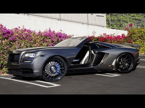 #RDBLA WEEKLY - Rolls Royce Dawn Transformation, LA Auto Show, Aventador Sounds and More!!