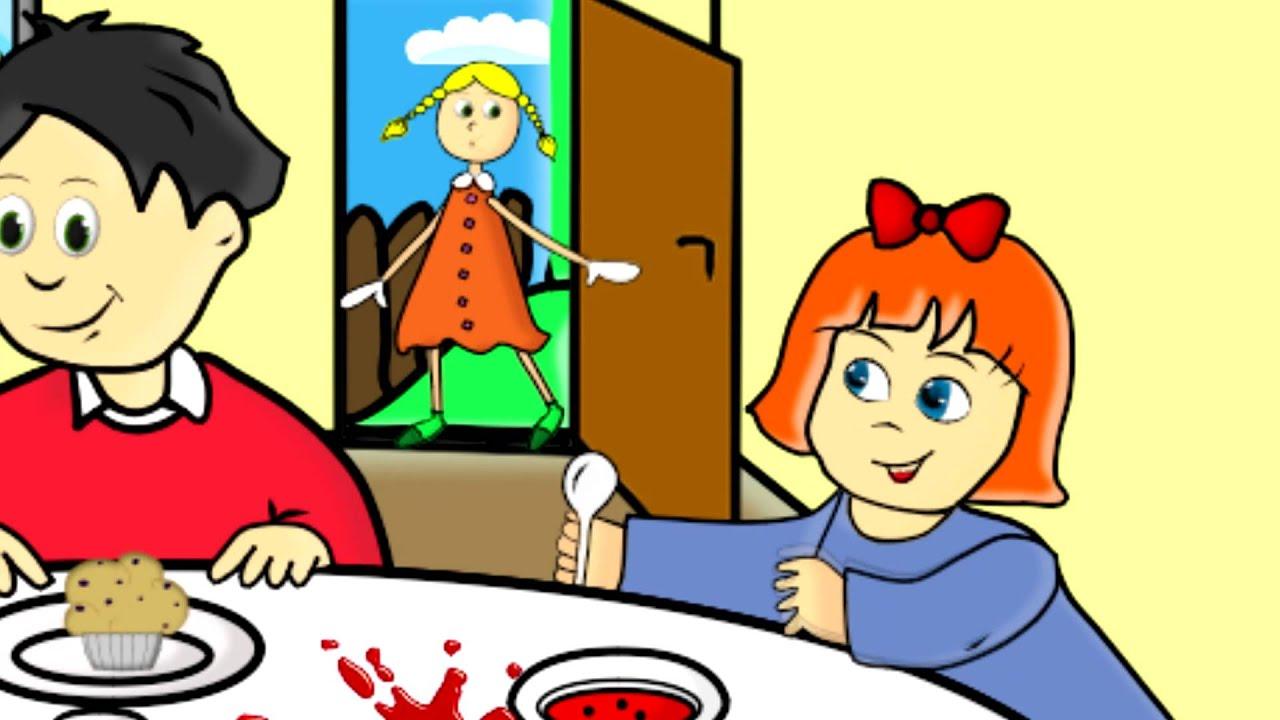 Bajki Dla Dzieci Skarżypyta Wiersze Jana Brzechwy