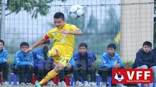 U19 Hà Nội T&T ca khúc khải hoàn | VFF CHANNEL