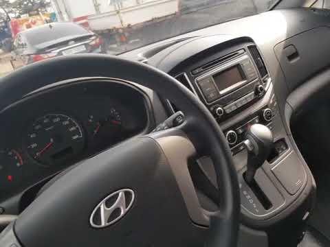 Hyundai Grand starex бензин газ