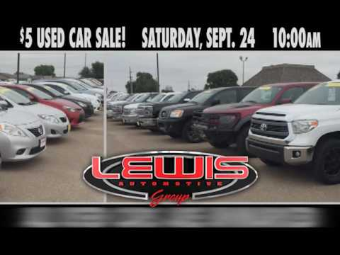 Five Dollar Car Sale in Garden City KS Used Cars Garden City