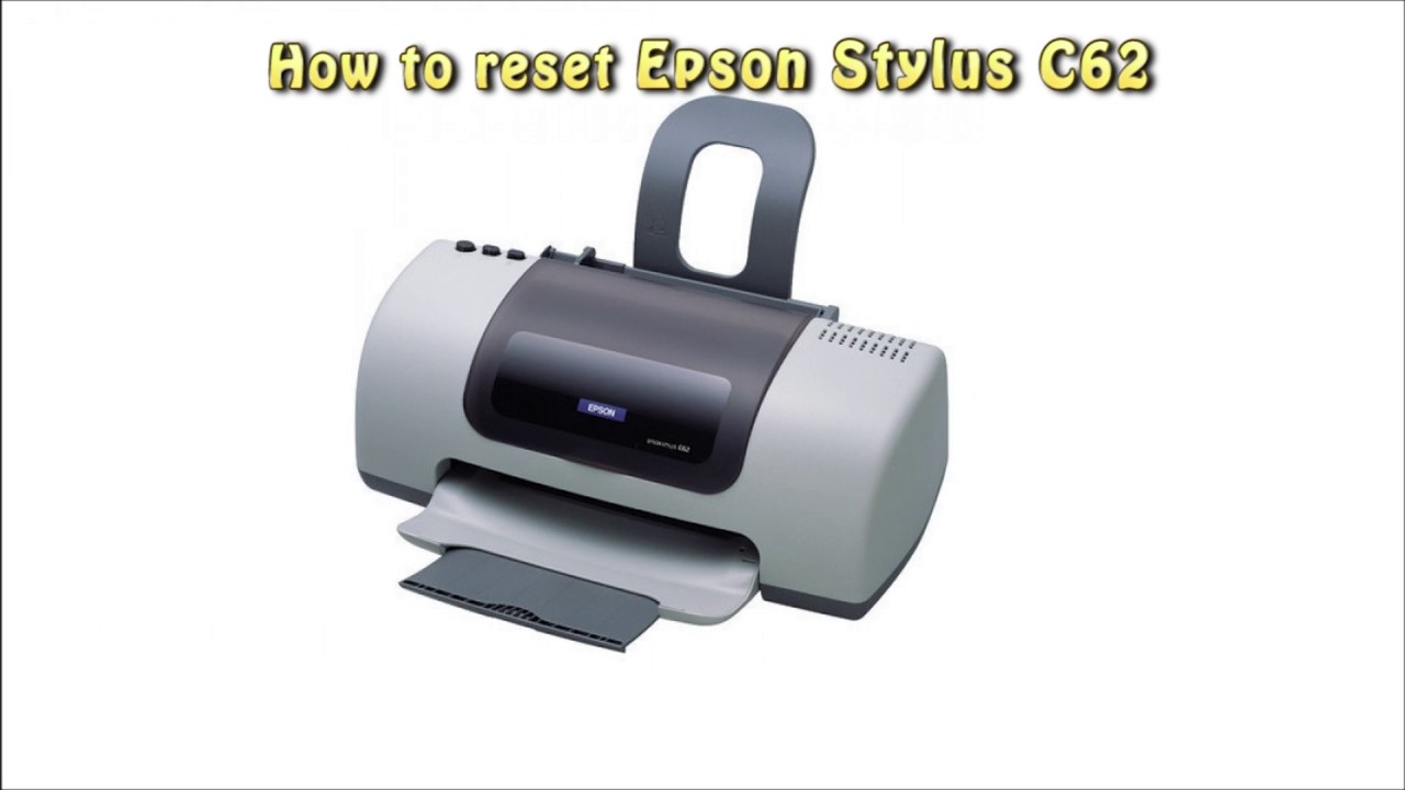 pilote imprimante epson stylus c62