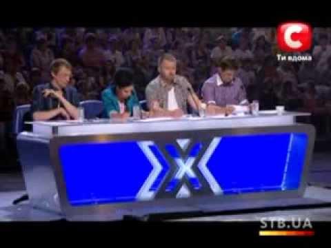 The X-factor Ukraine Season 2. Casting in Donetsk. part 1