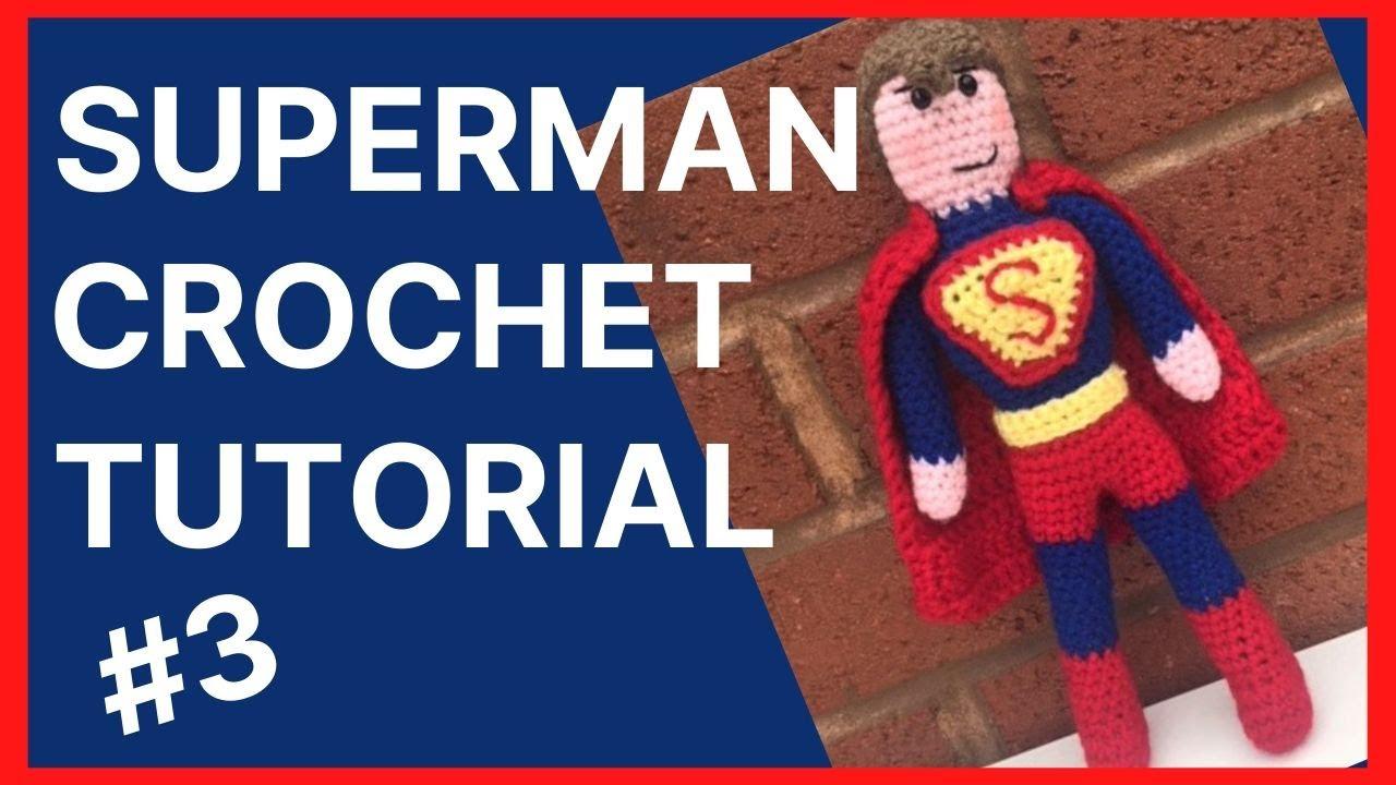 Amigurumi Superman Yapılış - Moda Model | 720x1280