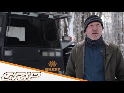 Sherp ATV - Russischer Offroader - GRIP - Folge 436 - RTL2