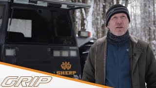 Das ultimative ATV aus Russland | Sherp ATV  | GRIP
