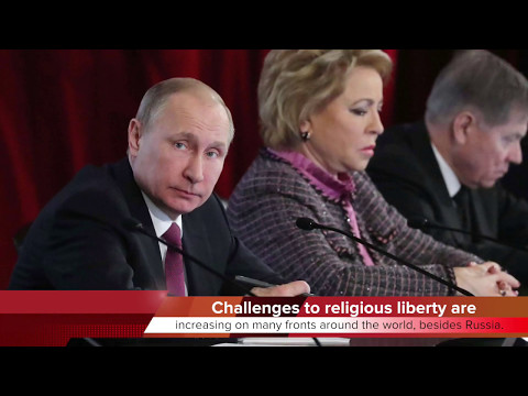 KTF News - Russia Bans Jehovah's Witnesses