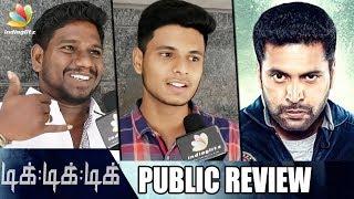 Padam Hollywwod Rangeku Iruku : Public Reaction & Review | Tik Tik Tik | Jayam Ravi