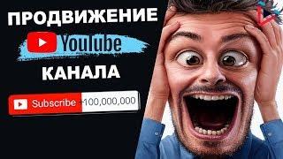 Ютуб канал с нуля,накрутка подписчиков,бесплатные подписчики,ютуб накрутка просмотров