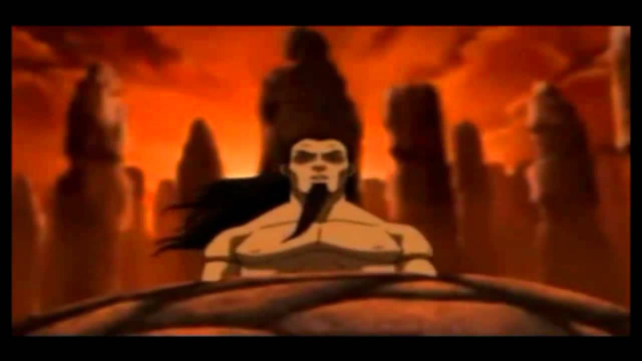 The AvaTar AANG Vs FireLord Ozai - YouTube