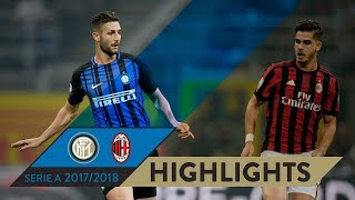 INTER-MILAN 3-2 | HIGHLIGHTS | Matchday 08 - Serie A TIM 2017/18