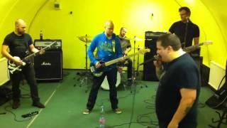The hurt process(last show practice)