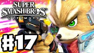 Fox McCloud! - Super Smash Bros Ultimate - Gameplay Walkthrough Part 17 (Nintendo Switch)